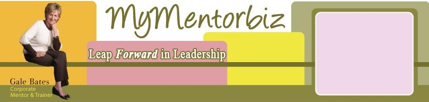 Corporate Mentor | My Mentor Biz | Gale Bates